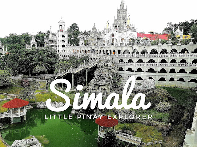 monastery of the holy eucharist simala castle sibonga cebu