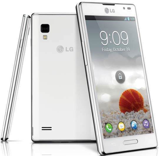 LG Optimus L9 price and release date