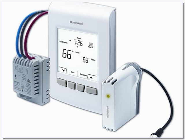 Wifi Controlled Line Voltage Thermostat