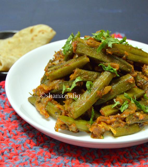 Punjabi Bhindi