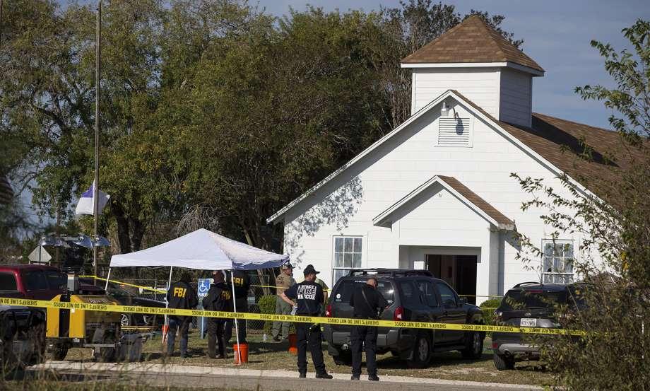 Christ Church Shooting Hd: The Body Of Christ: Church Shootings