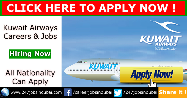 Latest Careers and Jobs at Kuwait Airways
