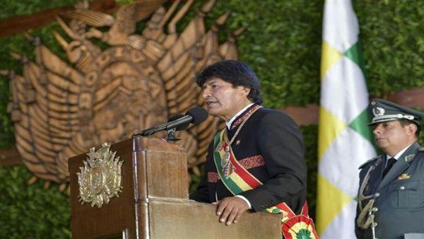 Evo Morales: EE.UU. no puede ser refugio de genocidas