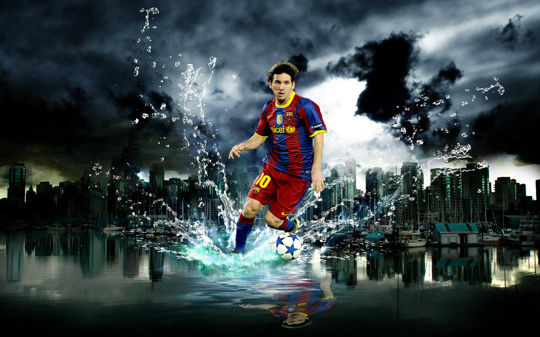 15+ Kumpulan Wallpaper Lionel Messi Terbaru