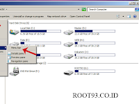 Menampilkan Ekstensi File di Windows