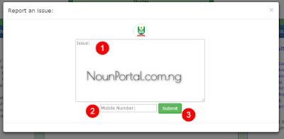 2 Report an Issues complaints Noun university of nigeria portal -www.nouonline.net-2018-01-06-00-50-52-018.png