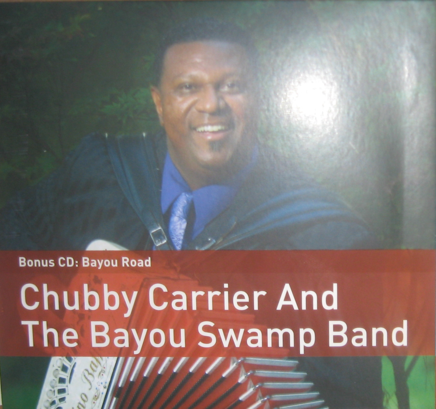 Road chubby carrier cd bayou