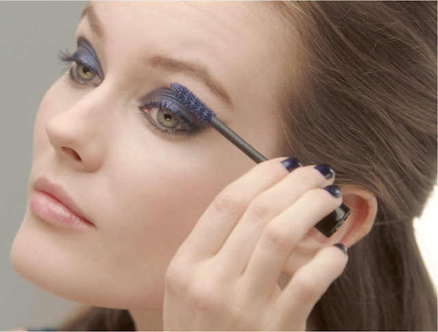 mascara chanel blue rhythm