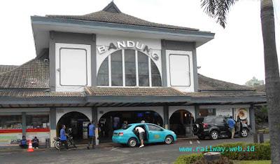 Gambar Stasiun Bandung