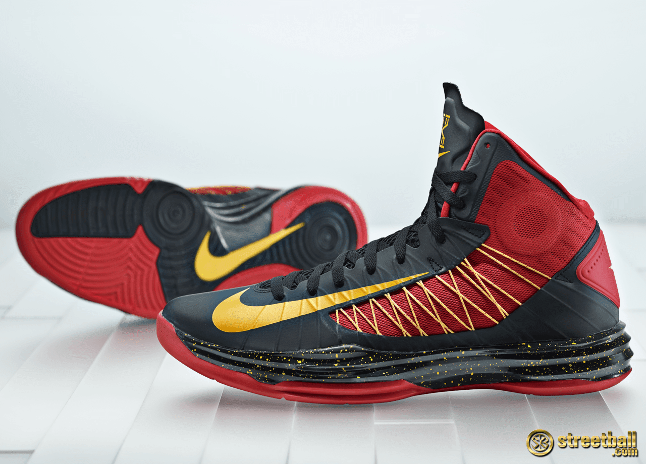 Nike Basketball New Lunar Hyperdunk 2012 Basketball Shoes