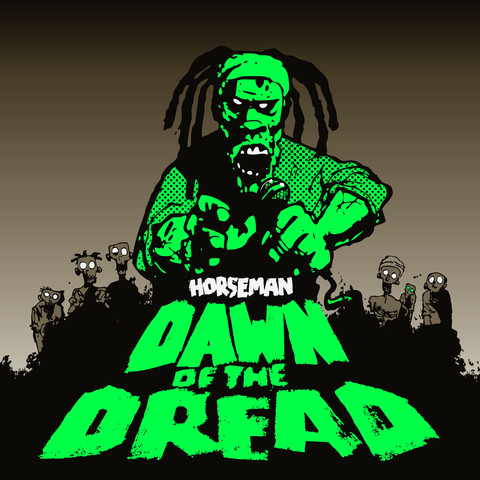 HORSEMAN - 'DAWN OF THE DREAD'
