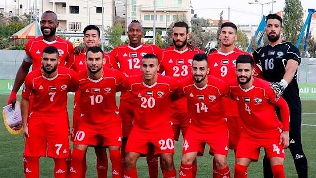 13. Palestine nhất bảng D vòng loại thứ 3.