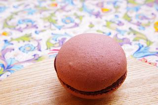 MaiCafeのチョコマカロン