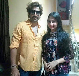 Puja Cherry Roy and Bengali Actor Jeet