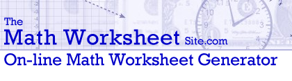 The Math Worksheet Site - resultinfos