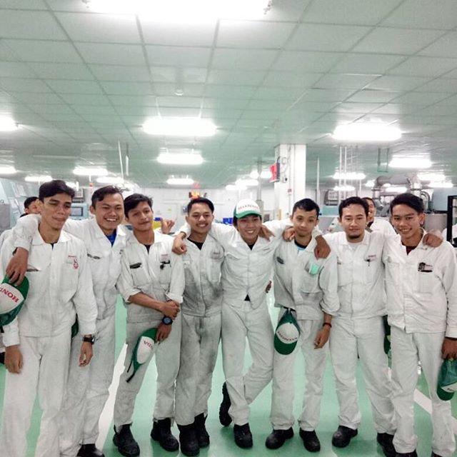 Lowongan Kerja Pabrik HPPM Cikampek Karawang PT Honda Precision Parts Manufacturing