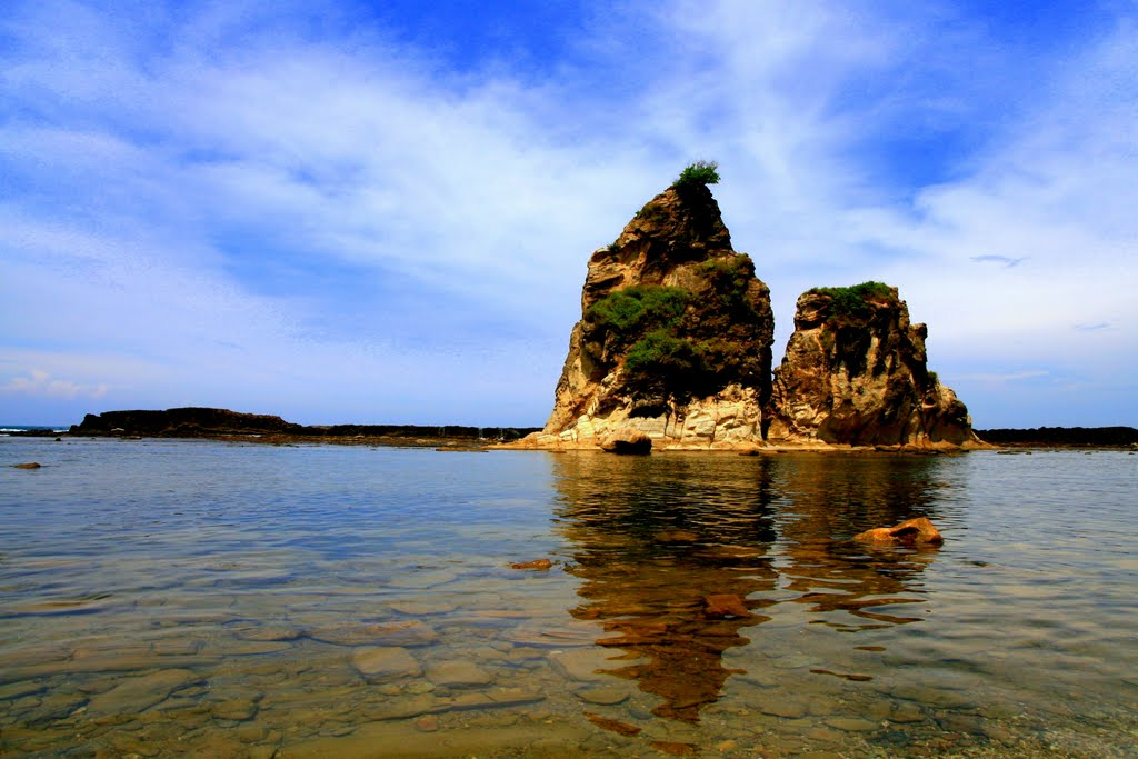 rute dan lokasi pantai sawarna banten ternyaman rh maripiknik com Cisolok Pelabuhan Ratu Pelabuhan Ratu Sukabumi