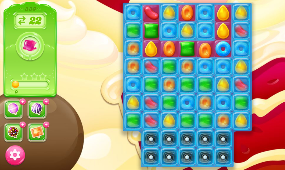 Candy Crush Jelly Saga 330