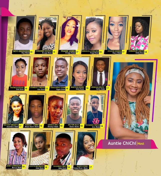 Abia Hosts 10 Days Reality TV Show for Teens  Across  Nigeria