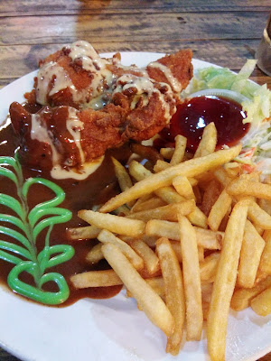 Burger Kukus Lava