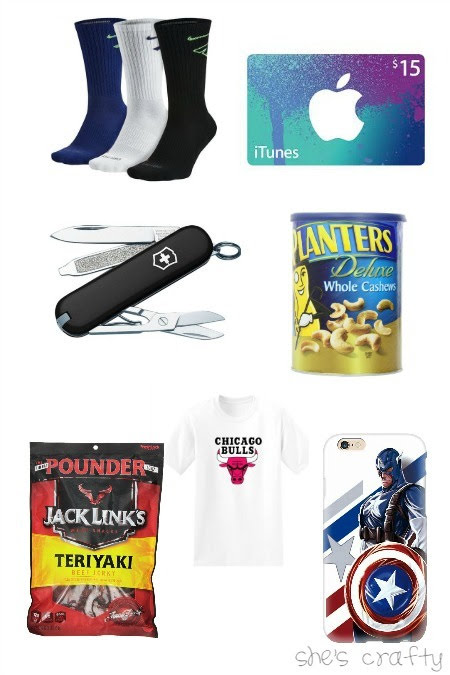 Easter Basket Gift Ideas for Teen Boys
