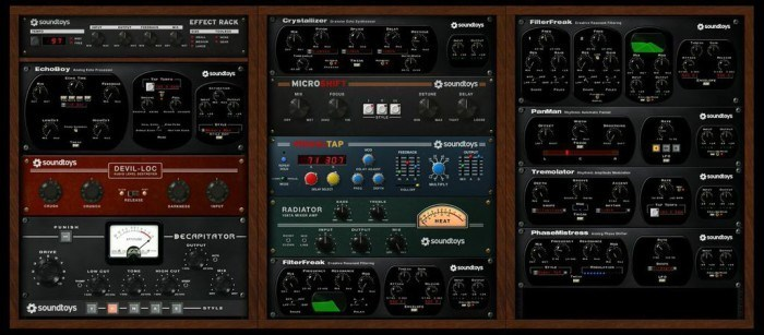Soundtoys Effects Bundle v5.0.1.10839 Full version free download