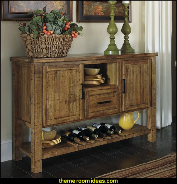 Krinden Dining Room Sideboard