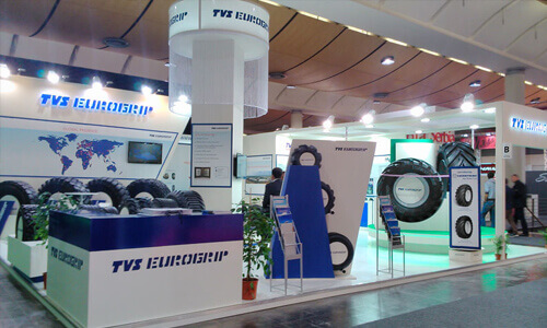 Exhibition Stand Types : Different types of modular and octanorm stands dubai