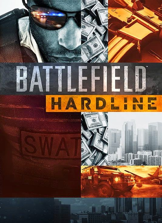 Media Art Battle Field Hardline First Person Shooter