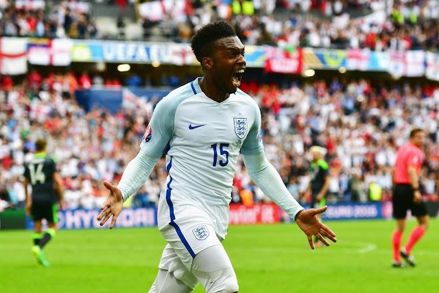 Inggris 2-1 Wales : Rejeki Anak Sholeh