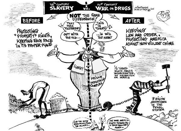 Noticias criminología. La guerra contra las drogas. Marisol Collazos Soto. Criminologia, ciencia, escepticismo