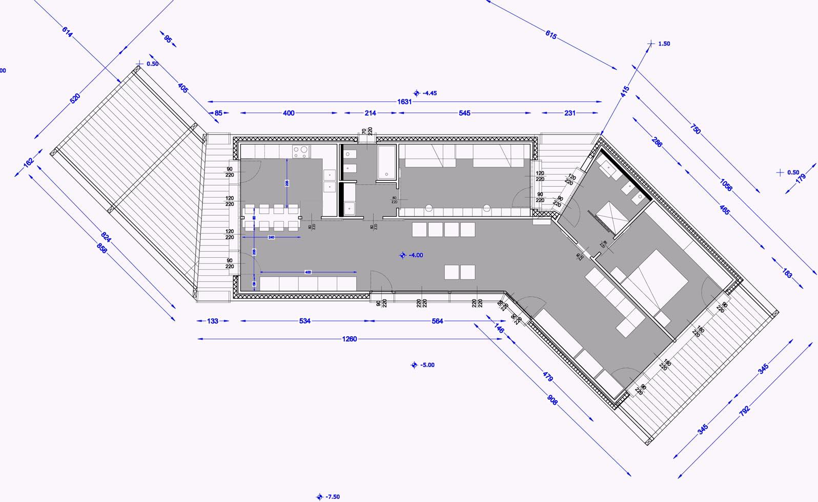 casa passiva lineare xlam  Studio di Architettura a Verona Case Passive in Legno e