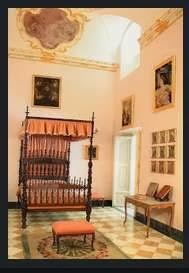 Cama de Isabel de Farnesio. Lacasamundo.com