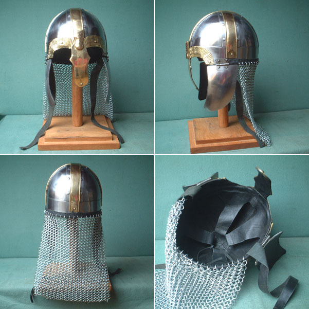 Muavia Handicrafts|Armours in UK|Ancient Helmet in UK|Chainmails in