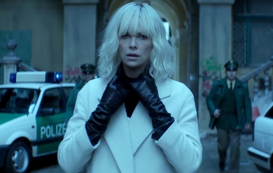 """Charlize Theron confirma sequência de """"Atômica"""""""