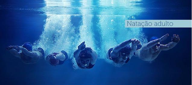 Você deveria começar a nadar depois de ADULTO?