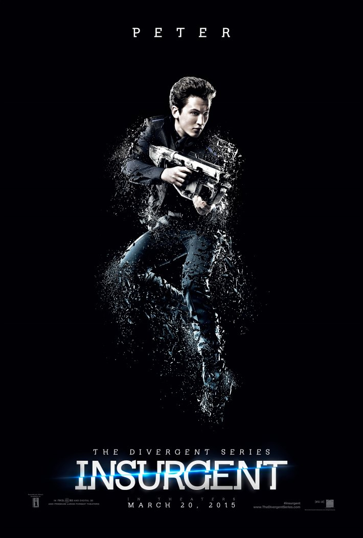 Poster 3: The Divergent Series Insurgent