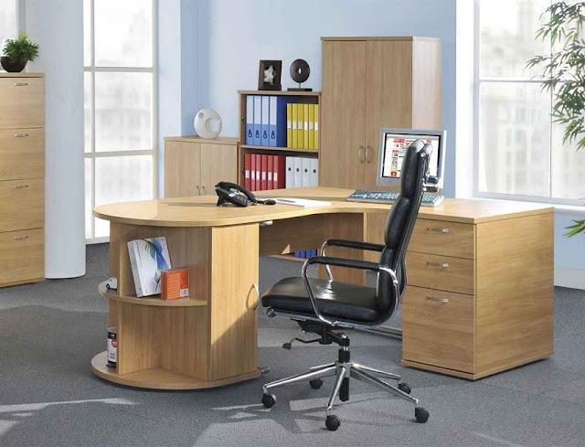 best buy home office furniture UK oak sets for sale