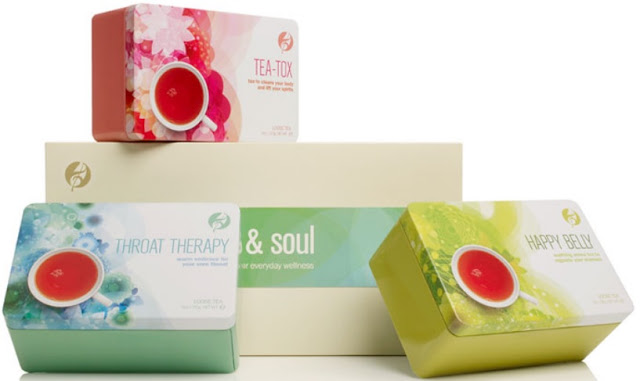 3 different adagio teas