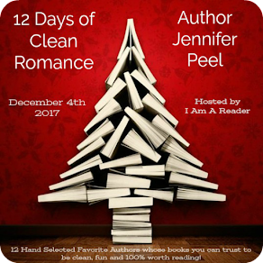 12 Days of Clean Romance - Day 1 featuring Jennifer Peel - 4 December