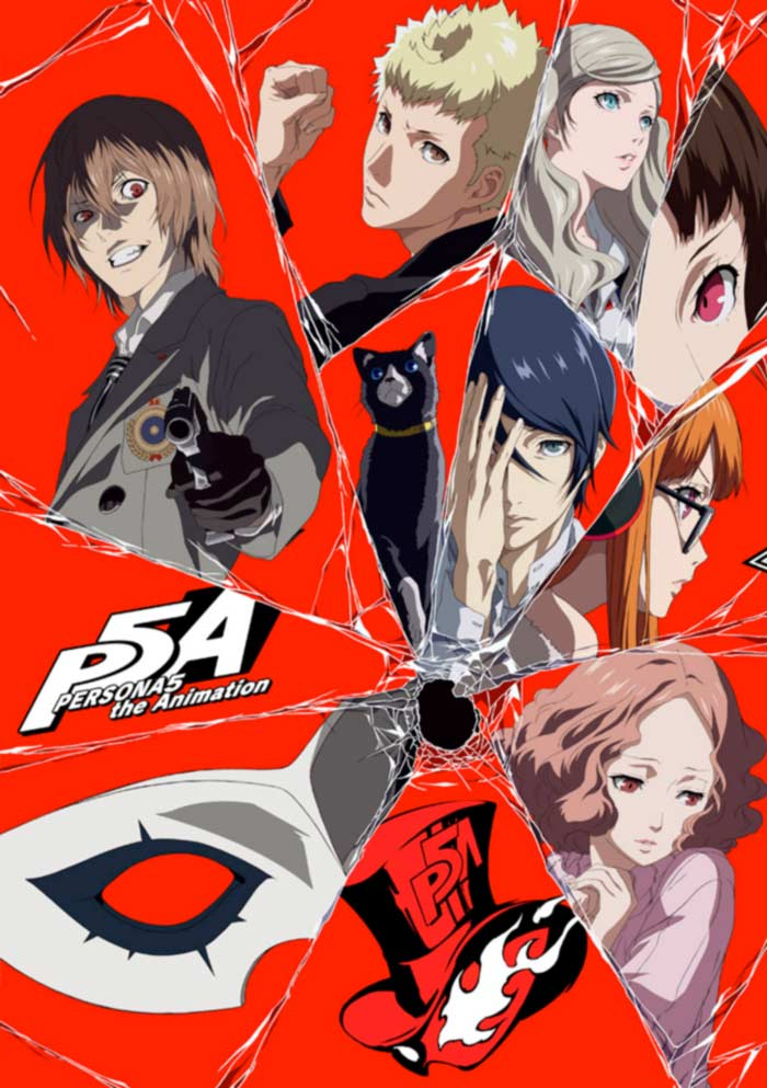 Persona 5 The Animation: Dark Sun
