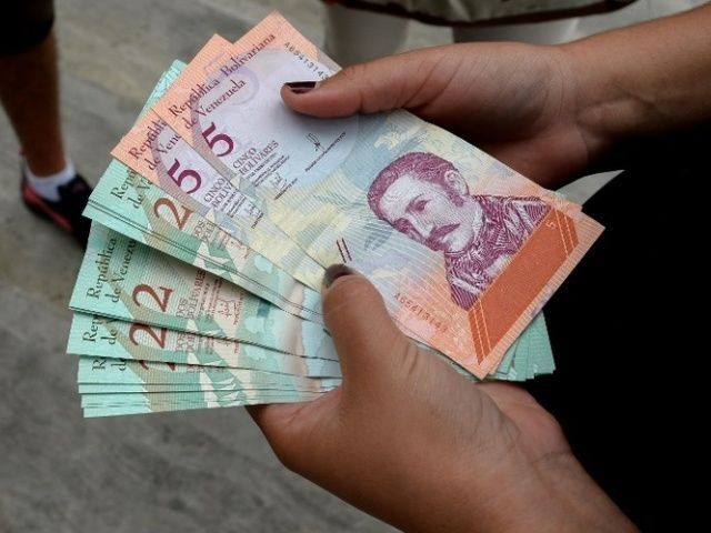 Hiperinflación al acecho otra vez del efectivo Angely Infante