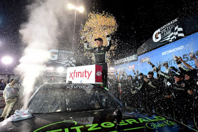 Keselowski Chases Down 2nd NXS Win Of The Season