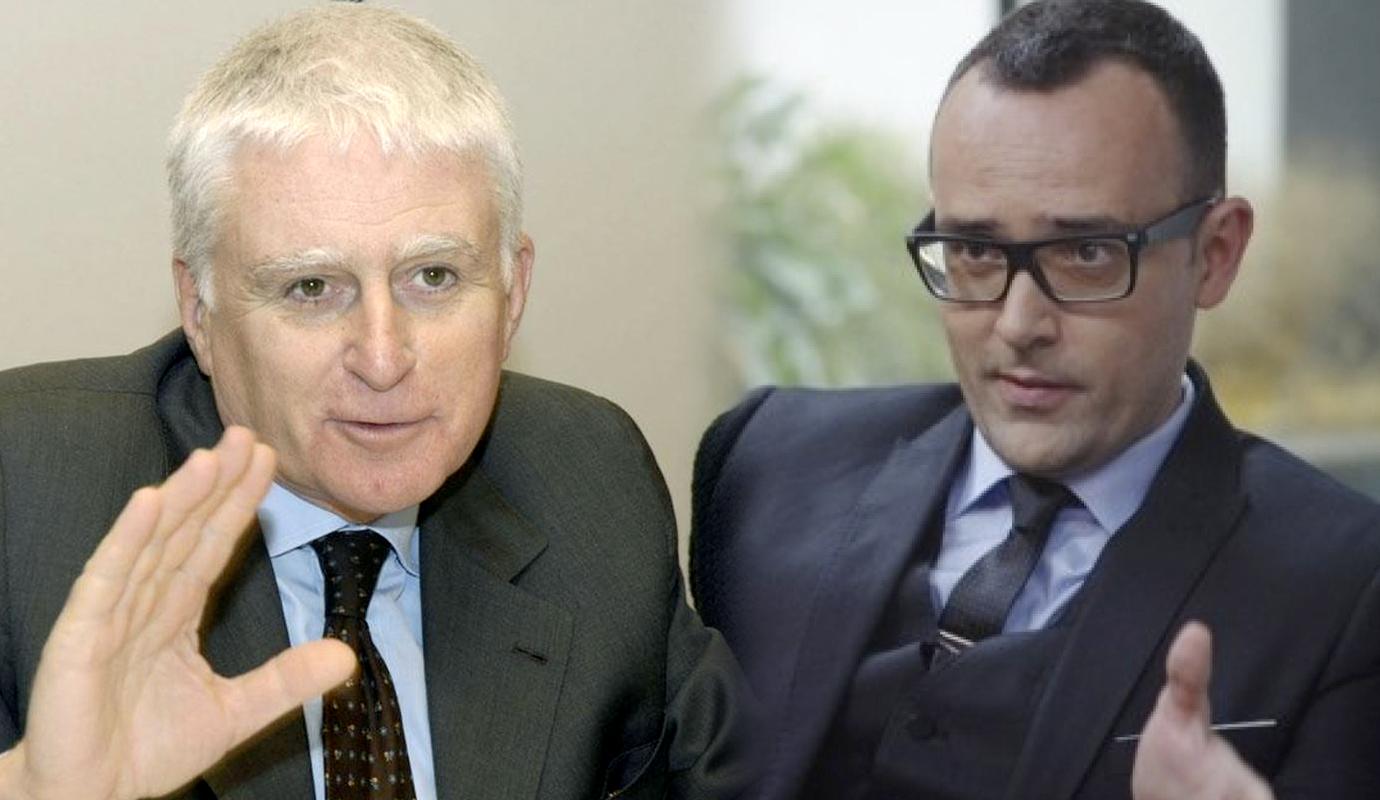 Risto Mejide vuelve a Mediaset, Paolo Vasile