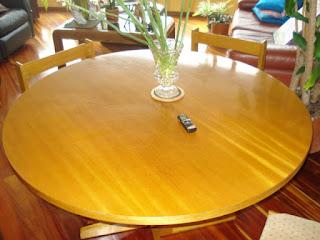 Imagen de una mesa para la dinámica abierta