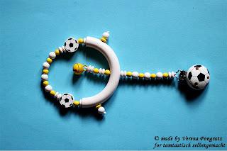 Fußball-Weltmeisterschaft-Kinderwagenmobile