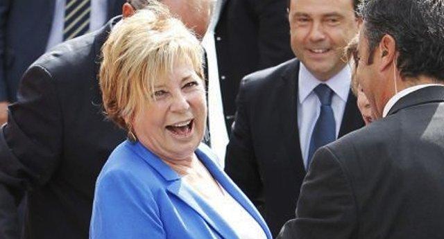 Celia Villalobos anuncia su retirada de la política