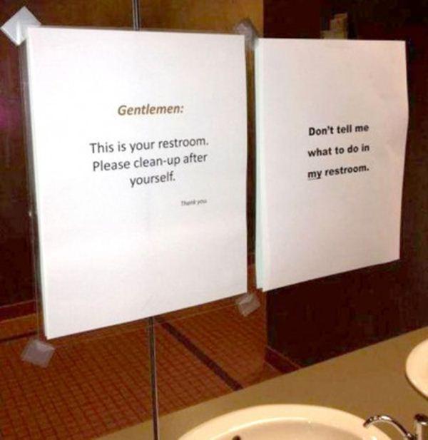 30 Funny Passive Aggressive Signs Funny Signs