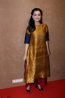 Dia Mirza Attends Power Women Seminar To Celete Womens Day 006.JPG