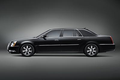 2014 Cadillac Dts